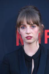 """Maya Hawke – """"Stranger Things"""" TV Show Season 3 Premiere in LA"""