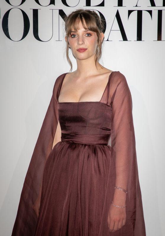 Maya Hawke – Vogue Paris Foundation Gala 07/02/2019