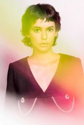 Meg Myers - Photoshoot for Nylon Magazine May 2019