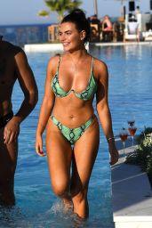 Megan Barton Hanson in a Bikini 07/28/2019