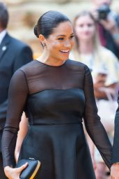 "Meghan Markle and Prince Harry – ""The Lion King"" Premiere in London"
