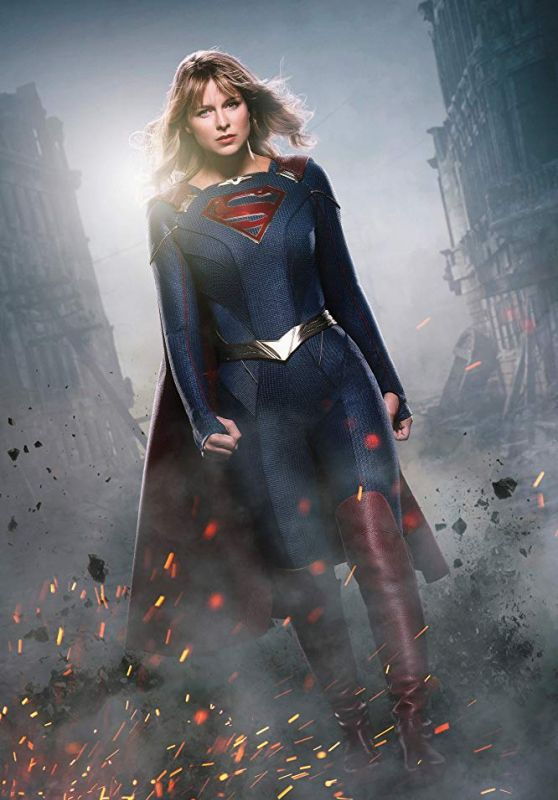 "Melissa Benoist - ""Supergirl"" Season 5 Promotional Pic 2019"