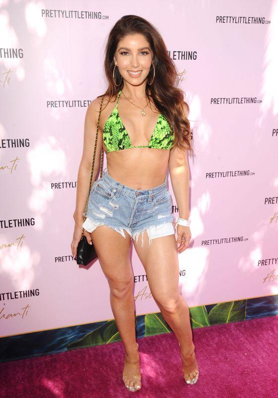 Melissa Molinaro - PrettyLittleThing x Ashanti Launch Party in LA 06/30/2019