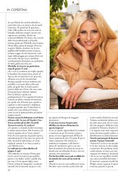 Michelle Hunziker - F Magazine 06/12/2019 Issue