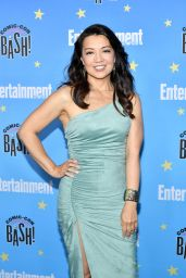Ming-Na Wen – EW Comic Con Party in San Diego 07/20/2019