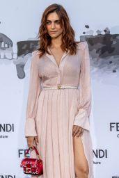 Miriam Leone – Fendi Show in Rome 07/04/2019