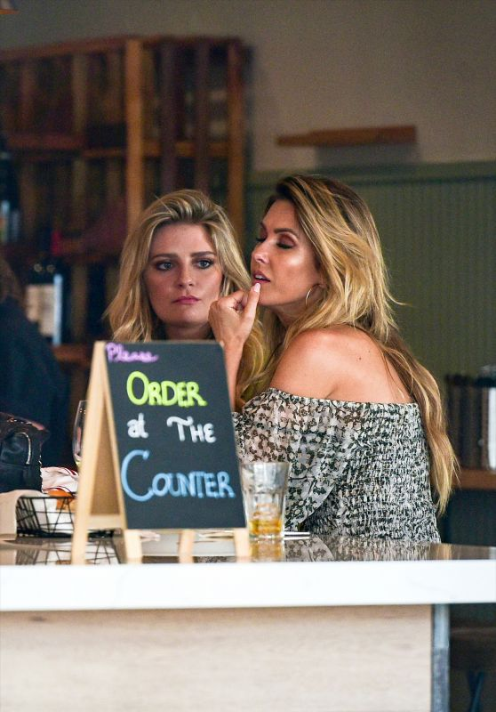 Mischa Barton and Audrina Patridge - Out in Los Angeles 06/26/2019