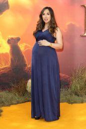 """Myleene Klass – """"The Lion King"""" European Premiere in London"""