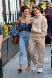 Naomi Scott - Out for Lunch in London 06/27/2019