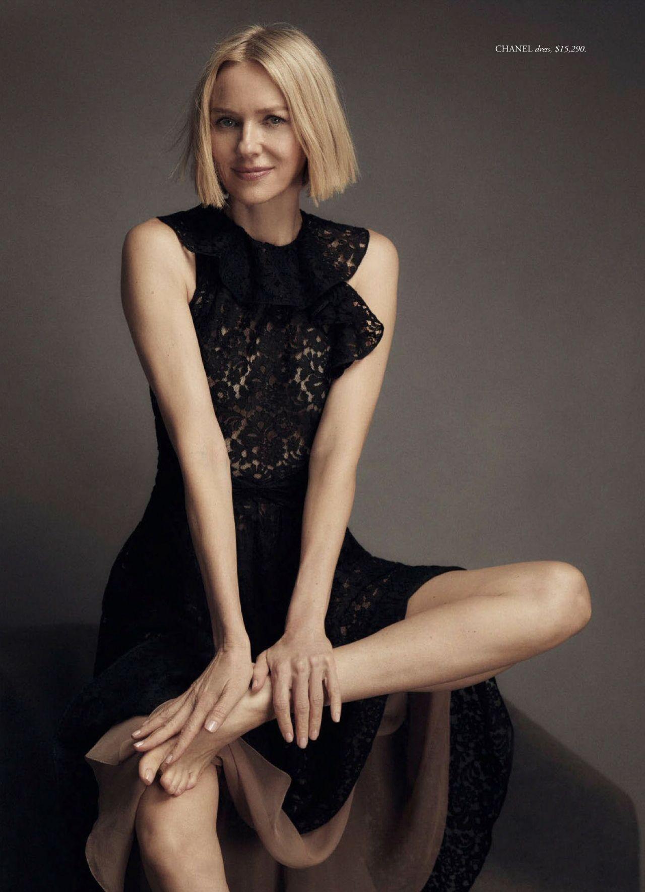 Naomi Watts - Harper's Bazaar Magazine Australia August ...