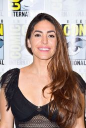 "Natalia Cordova-Buckley – ""Agents of S.H.I.E.L.D."" Photocall at SDCC 2019"