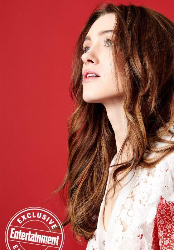 Natalia Dyer and Charlie Heaton - Entertainment Weekly Portraits 06/27/2019