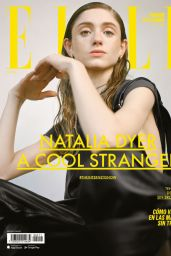 Natalia Dyer - Elle Mexico July 2019 Issue