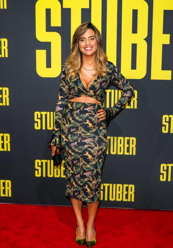 """Natalie Morales – """"Stuber"""" Premiere in Los Angeles"""