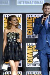 Natalie Portman – Marvel Presentation at SDCC 2019