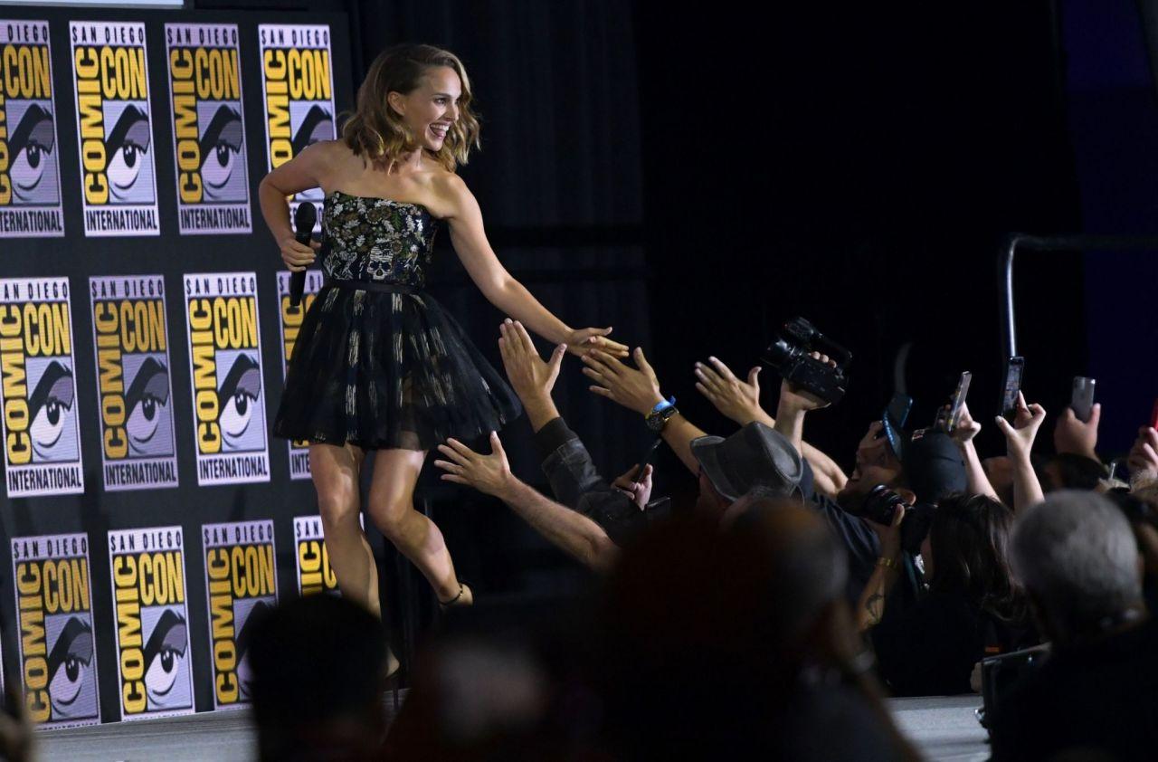 Natalie Portman Marvel