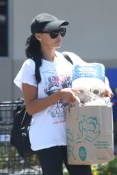Naya Rivera - Out in Los Feliz 07/16/2019