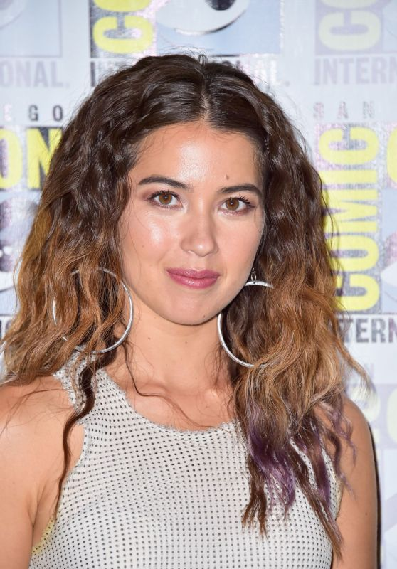 Nichole Bloom - Superstore Photocall at SDCC 2019