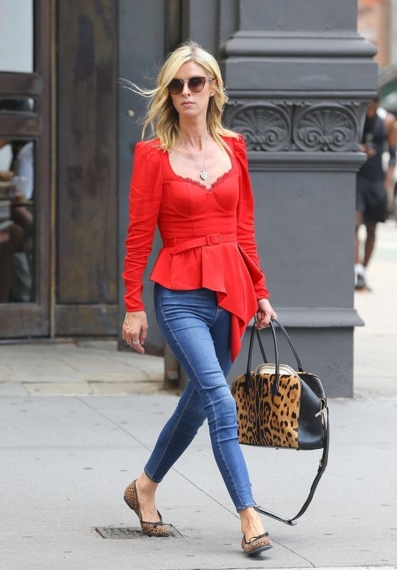 Nicky Hilton - Out in New York City 07/30/2019