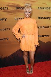 "Nicky Whelan - ""Serengeti"" Special Screening in LA"