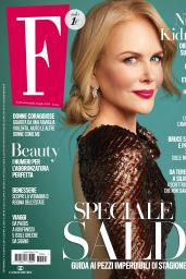Nicole Kidman - F Magazine 07/02/2019 Issue