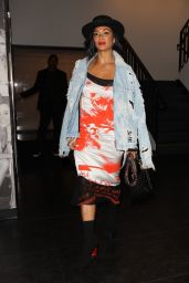 Nicole Scherzinger at Catch in West Hollywood 07/09/2019