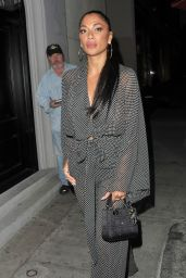Nicole Scherzinger Night Out Style 07/16/2019