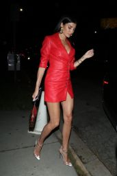 Nicole Williams Night Out Style 06/29/2019