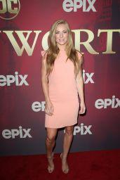 "Nikki Leigh – ""Pennyworth"" Premiere in LA"