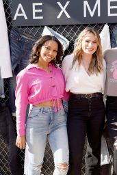 Nina Agdal – AE x Young Money Collab & Fall 2019 Campaign Celebration in NYC