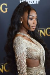 """Normani – """"The Lion King"""" Premiere in Hollywood"""