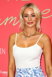 Olivia Attwood - In The Style Summer Party in London 07/25/2019