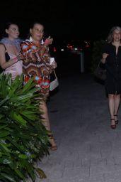Olivia Culpo - Heading to Mr. Chows in Miami 07/14/2019