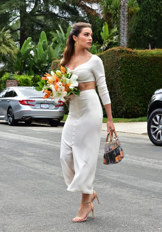 Olivia Culpo is Stylish - Out in Los Angeles 06/26/2019