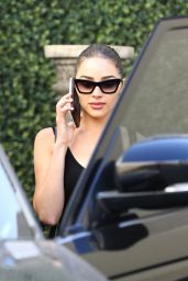Olivia Culpo - Leaving Epione in Beverly Hills 07/02/2019