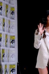 "Olivia Munn - ""The Rook"" Panel at SDCC 2019"