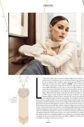 Olivia Palermo - Dreams Magazine July /September 2019 Issue