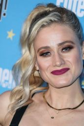 Olivia Taylor Dudley – EW Comic Con Party in San Diego 07/20/2019