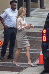 "Olivia Wilde - ""The Ballad of Richard Jewell"" Filming in Atlanta 07/24/2019"