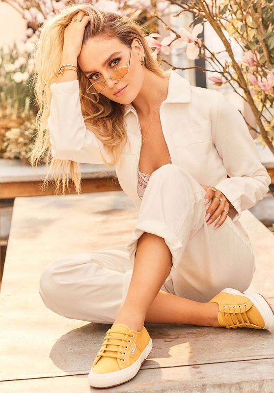 Perrie Edwards - Photoshoot for Superga UK 2019