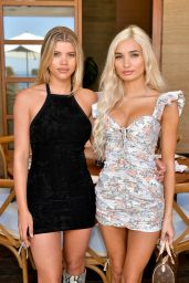 Pia Mia Perez – Sofia Richie Celebrates Campaign With Frankies Bikinis in Malibu 07/01/2019
