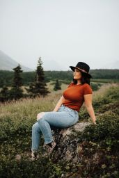 Piper Palin - Photoshoot in Anchorage, July 2019