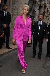 Pixie Lott – Schiaparelli Show in Paris 07/01/2019