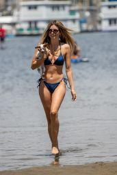 Rachel McCord in Bikini - Farmers Market and the Beach in LA 06/29/2019