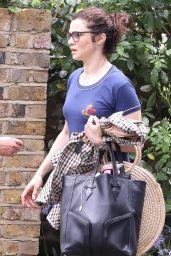 Rachel Weisz - Leaving Her Home in London 07/26/2019