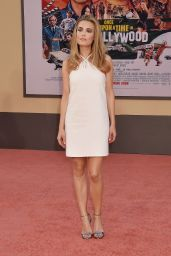 """Rebecca Rittenhouse – """"Once Upon a Time In Hollywood"""" Premiere in LA"""