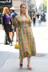 Rebecca Rittenhouse - Outside BUILD in NYC 07/29/2019