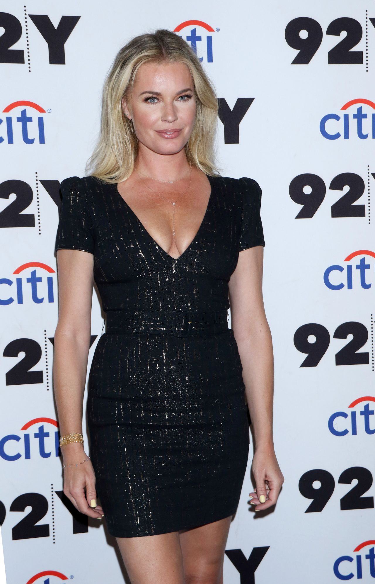 Rebecca Romijn Fucking Stunning In Little Black Dress -1756