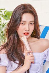 Red Velvet Joy - Photoshoot for Espoir 2019