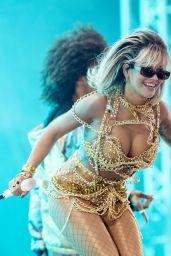 Rita Ora - Performing at Ruisrock 2019